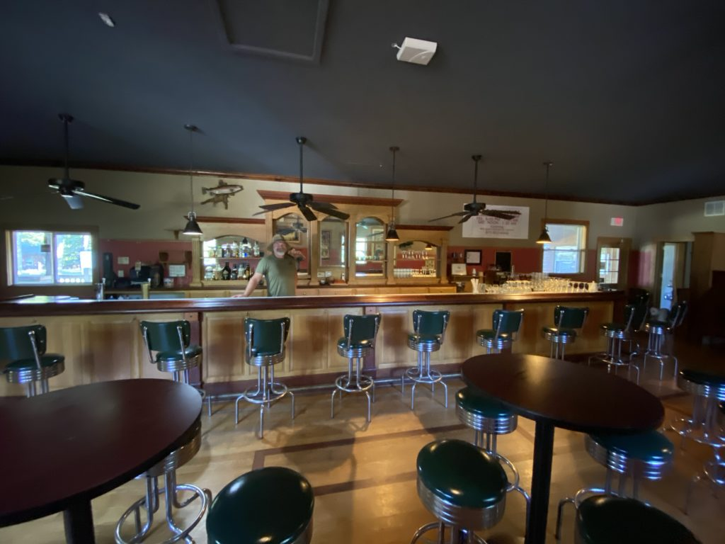 The Big Chill Bar and Grill awaits your arrival